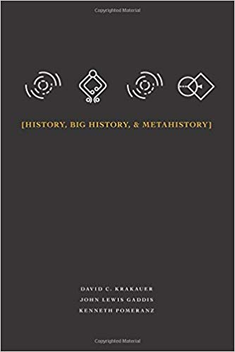 History, Big History, and Metahistory book cover