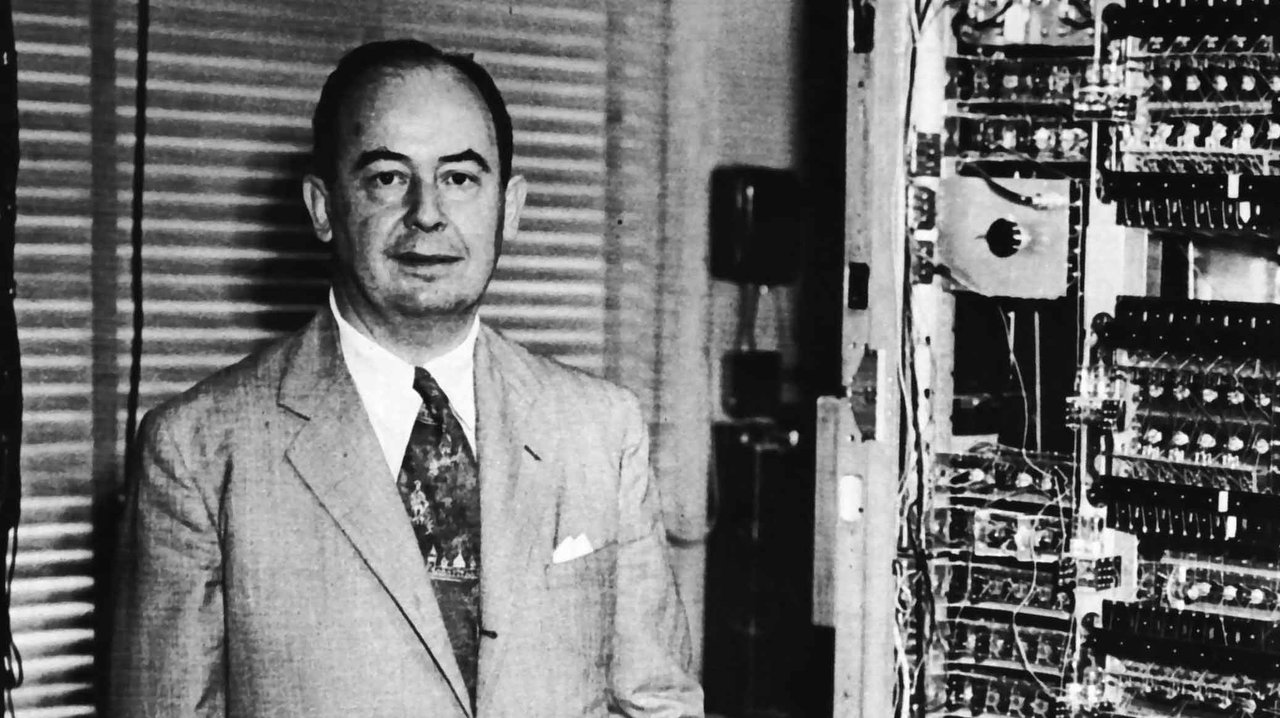 Video: The Geniuses Who Invented The Digital Universe